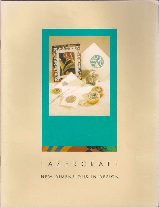 Lasercraft retail catalog