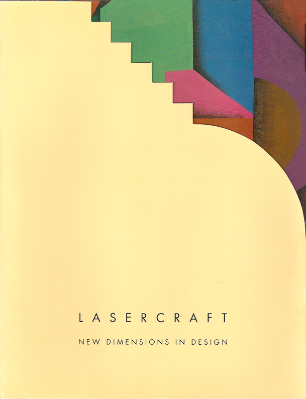 Lasercraft marketing piece